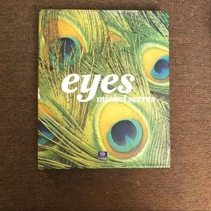 SIGNED COPY EYES BY MICHEL SERRES